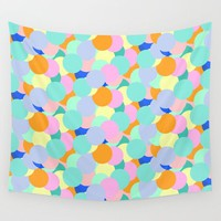 Rainbow I Wall Tapestry by Sagacious Design