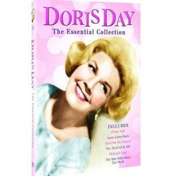 Doris Day: The Essential Collection - Pillow Talk / Lover Come Back/ Send Me No Flowers / The Thrill of It All! / Midnight Lace / The Man Who Knew Too Much (Widescreen) Other