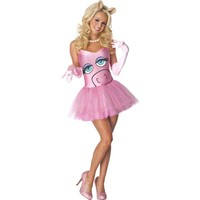 Adult Tutu Miss Piggy Costume - The Muppets