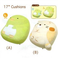 San-X Sumikko Gurashi ''Things in the Corner'' 17.7'' Memory Foam Pillows