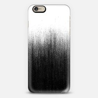 Charcoal Ombre iPhone 6 case by Caitlin Workman | Casetify