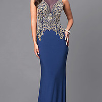 Dresses, Formal, Prom Dresses, Evening Wear: VT-VT2051