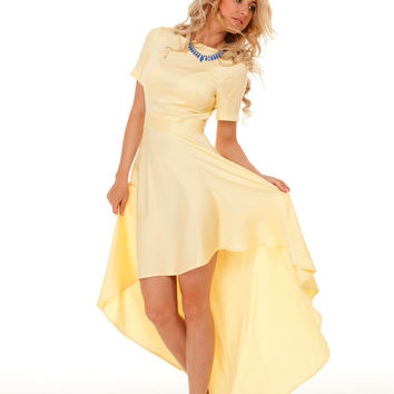 Best Pastel Yellow Dress Products on Wanelo