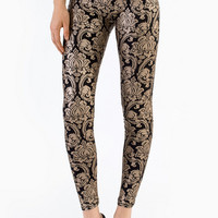 Go for Brocade Leggings $23