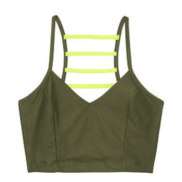 Strappy-back Bra Top - Victoria Sport - Victoria's Secret