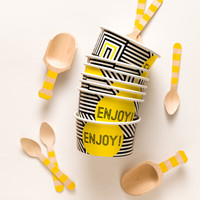 Enjoy Ice Cream Cup Party Pack
