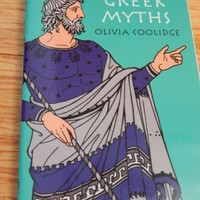 Greek Myths by Olivia Coolidge 1977 Stories of the gods of Ancient Greece