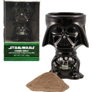 Walmart: Star Wars Ceramic Goblet with Hot Cocoa Mix, 2 pc