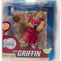 NBA Los Angeles Clippers McFarlane 2012 Series 20 Blake Griffin Action Figure