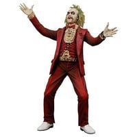 Beetlejuice Red Tuxedo Action Figure