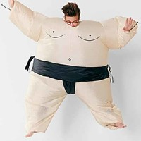 Inflatable Sumo Costume- Assorted One
