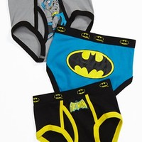 INTIMO 'Batman' Briefs (3-Pack) (Toddler Boys) | Nordstrom