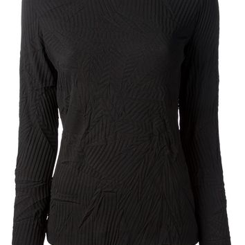 Maison Martin Margiela long sleeved shirt
