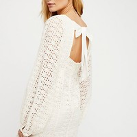 Lovey Dovey Mini Dress