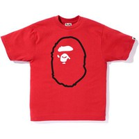 BAPE IN LUKEWARM WATER TEE MENS