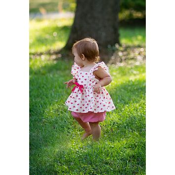 Baby Picnic Two-Piece Summer Set
