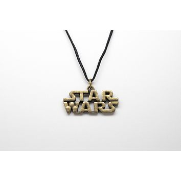 Star Wars Unisex Necklace with Rope