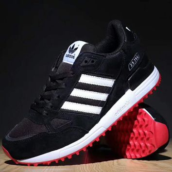 Adidas ZX 750 Trending Running Sport Casual Shoes Sneakers For Women Men Red G-SSRS-CJZX