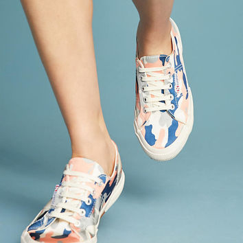 Superga Camo Sneakers