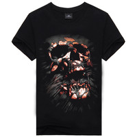 Men's Fashion Short Sleeve Men Tops T-shirts [6541161539]
