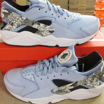nike air huarache run PRM mens running trainers 704830 401 sneakers shoes