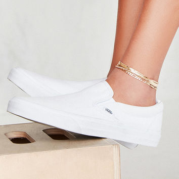 Gold Chain Anklet Set | Urban Outfitters