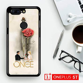 Once Upon A Time Rose X3423  OnePLus 5T / One Plus 5T Case