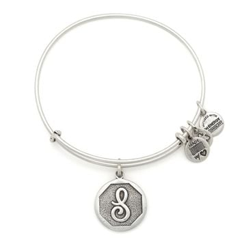 Initial S Charm Bracelet Alex And Ani From Alex And Ani