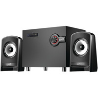 Supersonic Bluetooth Multimedia Speaker System (10w + 5w X 2)