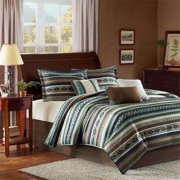 Malone 7 Piece Comforter Set - Gifts for You and Me