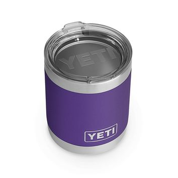 Rambler 10oz Lowball by YETI