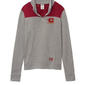 Central Michigan University Quarter-Zip - Victoria's Secret