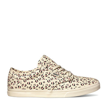Vans Atwood Low Sweet Cheetah Shoe