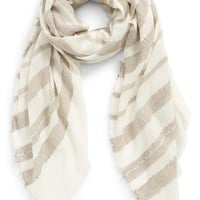 Sole Society Stripe Scarf | Nordstrom
