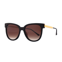 Flashy Butterfly Sunglasses, Black - Thierry Lasry - Black