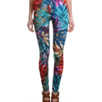 Nally And Millie Printed Legging
