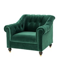 Green Lounge Chair | Eichholtz Brian