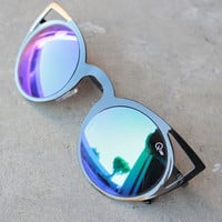 quay invader sunglasses (4 colors)