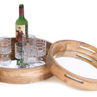 One Kings Lane - The Coffee Table - S/2 Sampson Trays