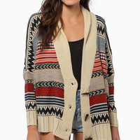 Color Splash Cardigan