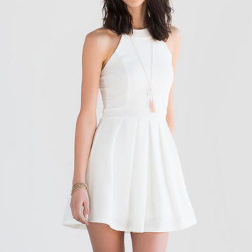 Ava Bow Back Dress