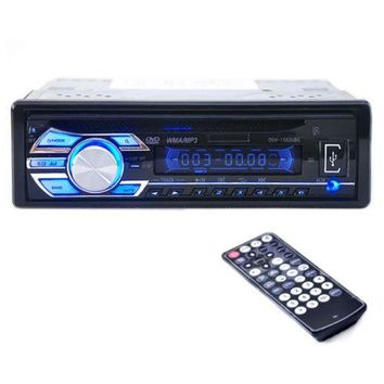 12V 1563U Car Vehicle Auto Audio Stereo CD DVD MP3 Player