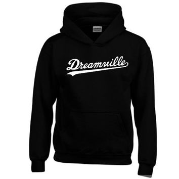 DREAMVILLE nation J cole born sin tde edm dj sinner hoodie records entertainment top kendrick lamar edc bang big