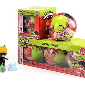 Newest Series LoL Surprise Doll-Boneca LadyBug Surprise Ball Toys Doll Gifts