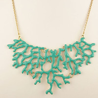 Branch Statement Necklace,SALE,Gift Necklace for Her,Girls,Women