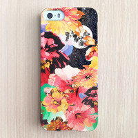 iPhone 6 Case, iPhone 6 Plus Case, iPhone 5S Case, iPhone 5 Case, iPhone 5C Case, iPhone 4S Case, iPhone 4 Case - Night Flowers