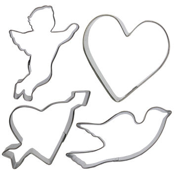 Valentine Cutter Set