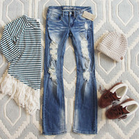 The Edmonds Flare Jean