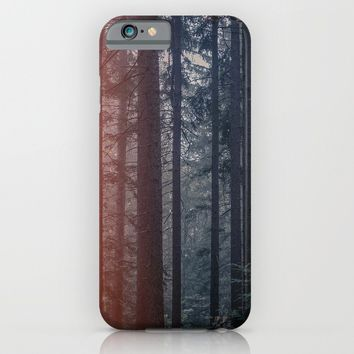 Mystic Woods iPhone & iPod Case by aljahorvat