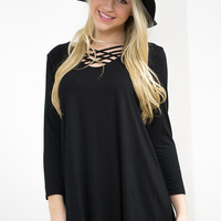 Bamboo Dream Top | Black